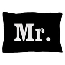 Cute Couples Pillow Case (Mr.)
