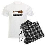 Ukanlayme Ukulele Men's Light Pajamas