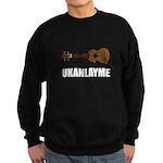 Ukanlayme Ukulele Sweatshirt (dark)