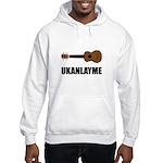 Ukanlayme Ukulele Hooded Sweatshirt
