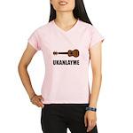 Ukanlayme Ukulele Performance Dry T-Shirt