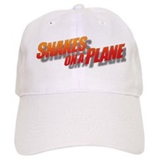 """Snakes On A Plane"" Baseball Cap"