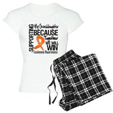 Granddaughter Leukemia Pajamas
