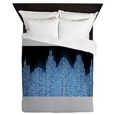 Skyline Queen Duvet