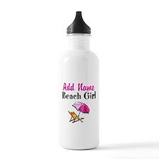BEACH GIRL Water Bottle