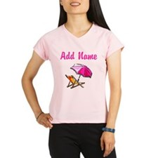 BEACH GIRL Performance Dry T-Shirt