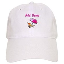 BEACH GIRL Baseball Cap