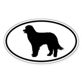 Pyrenean Shepherd Decal
