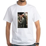 John William Waterhouse My Sweet Rose Shirt