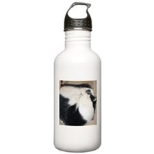Cute Kitty Sleeping Water Bottle