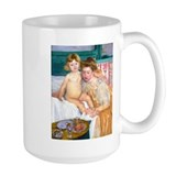 Cassatt - Mother & Child Ceramic Mugs