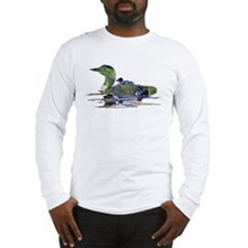 Colorful Loon Long Sleeve T-Shirt