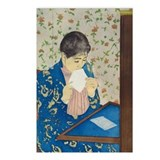 Cassatt - The Letter Postcards (Package of 8)