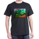 Green Mountains Dark T-Shirt