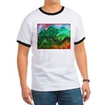 Green Mountains Ringer T