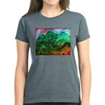Green Mountains Women's Dark T-Shirt