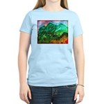 Green Mountains Women's Light T-Shirt