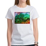 Green Mountains Women's T-Shirt