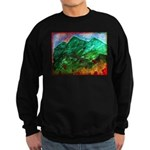 Green Mountains Sweatshirt (dark)