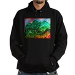 Green Mountains Hoodie (dark)