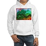 Green Mountains Hooded Sweatshirt