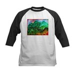 Green Mountains Kids Baseball Jersey