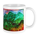 Green Mountains Mug