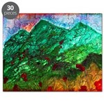Green Mountains Puzzle