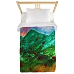 Green Mountains Twin Duvet