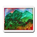 Green Mountains Mousepad