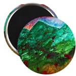 Green Mountains Magnet