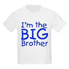 I'm the big brother Kids T-Shirt