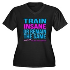 Womens Train Insane Workout Gear Women's Plus Size
