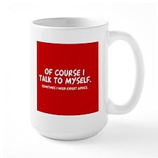TALK Mug