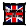 Clarkson for Prime Minister Throw Pillow