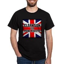 Clarkson for Prime Minister T-Shirt