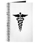 Caduceus Symbol Medical Journal
