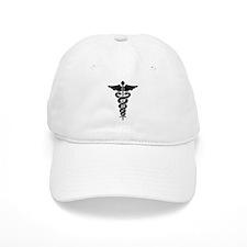 Caduceus Symbol Baseball Cap