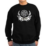 Fire Chief Tattoo Sweatshirt (dark)