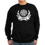 Fire Chief Tattoo Sweatshirt (dark)