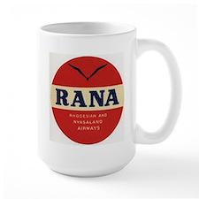 RANA Airways Mug