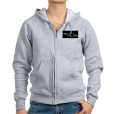 Endless summer surfer Zip Hoodie