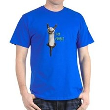 Hanging Ferret T-Shirt