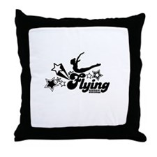 The Flying Squirrel - Throw Pillow