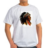 Funny Vintage native american T-Shirt