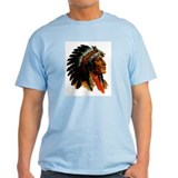 Unique Vintage american indian T-Shirt