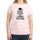 Keep Calm and Carry Iocane Women's T-Shirt