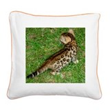 Cute Daze Square Canvas Pillow