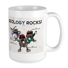 Geology rocks original Mug