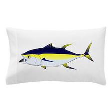Yellowfin Tuna (Allison Tuna) Pillow Case